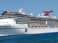 Carnival Miracle Ship