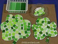 St. Patrick's Day Preschool Theme