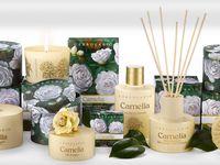 Camelia kamélia illatú parfüm és kozmetikum család