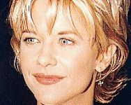 I want the Jenny Garth asymmetrical messy funky hairstyle, I like some of Meg Ryan's as well...will try to add.. Okay... It's now about as year later and although I'm a big asymmetrical haircut fan... I've let mine grow out in both sides and am trying to go from a short bob equally around to let my hair get longer once before my final chapter is written.. It already feels good to have more hair movement over instead of on just one long side!  I just edited this to not be restricted to short ..