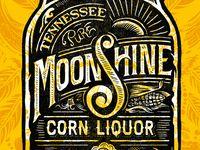 moonshine label ideas - photo #6