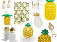 Pineapple stuff  just cuz