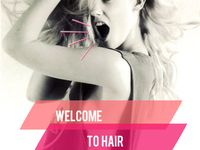 #Hairstyles for every type/length hair, #fishtail #braids, #messy #updos, #highlights, #bobs, hair #colors