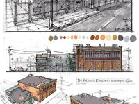 Architectural Presentation Drawings