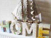 Home decor ideas. Furniture ideas, DIY art for the home