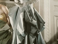 """Charles James (American, born Great Britain, 1906–1978).  """"His name represents a standard of perfection."""" —The Glamourai on """"Charles James: Beyond Fashion.""""  """"A show of cleverly engineered sculptures."""" —David Byrne on """"Charles James: Beyond Fashion."""""""