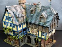 Wargaming scenery, inspirational photos and awesome dioramas - how to build a shrunken world.