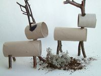 CRAFTS - TP N PAPER TOWEL RROJECTS
