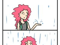 Curly hairr problems