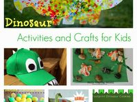 Preschool Dino week