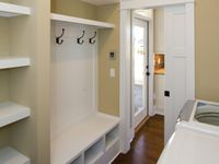 11 best laundry room mudroom combo images on pinterest for Bathroom mudroom combo