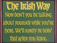 All things IRISH!!