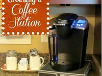 COFFEE, TEA AND HOT CHOCOLATE  STATIONS
