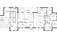 Les 50 Meilleures Images De Plans En Longueur En 2020 Plan Maison Plan De Maison Maison