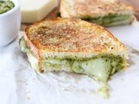 ... on Pinterest | Grilled cheeses, Lamb burgers and Pesto grilled cheeses