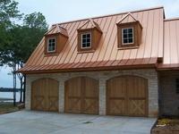 Custom Cedar Garage Doors by Cedar Creek Garage Doors at cedarcreekgaragedoors.com