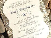 Carolyn's Bridal Shower and Wedding