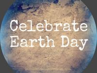Recycling, reusing materials, and otherwise green, Earth friendly ideas!