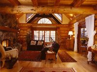 2328 best Cabin in the woods images on Pinterest | Log ...