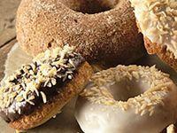 1000+ images about Recipe - Dounuts on Pinterest | Doughnut muffins ...