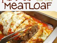... | Parmesan Meatloaf, Taco Stuffed Zucchini and Italian Meatloaf
