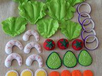 Felt Food Crafts