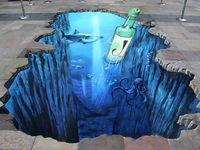 Chalk Art on the Streets