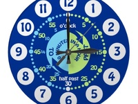 33 Best Clocks For Kids Images On Pinterest Clock For
