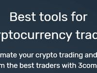 Trading cryptocurrency with 200