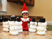 Christmas - Kids - Elf on Shelf