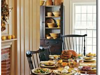 ... Pinterest | Colonial Decorating, Farmhouse Interior and Early American