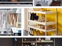 Organizing Bedroom/Closet
