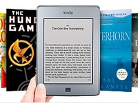 Check out the available titles on our Kindle eReaders (available for checkout at the John C. Pace Library, the Fort Walton Beach Library, and the Curriculum Materials Library). Are we missing an ebook that you would like to read? Then request a Kindle eReader and one ebook per checkout. If you are a University of West Florida faculty, staff, or student, we will purchase the ebook (if it is $20 or less) and place it on the Kindle eReaders for you.