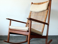 ... Rocking chairs on Pinterest  Rocking chairs, Cushions and Mid century