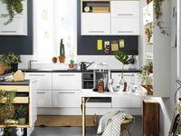 47 besten kleine k chen viel platz auf kleinem raum bilder auf pinterest kleine k chen ideen. Black Bedroom Furniture Sets. Home Design Ideas