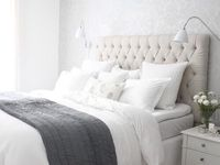 ... + images about Slaapkamer on Pinterest  Tes, Brocante and Wood beds