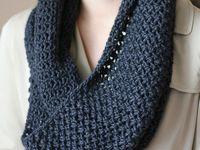 Knitting or crochet