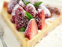 Tarts on Pinterest | Fruit Tarts, Apricot Tart and Lemon Tarts