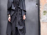 Black: лучшие изображения (70) в 2016 г. | Женская мода ...
