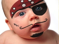 Ideas for face painting for kids
