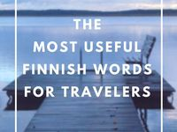 All things Finnish (& Estonian)
