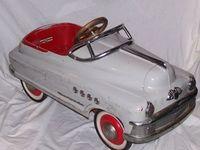 pedal cars.. :-*