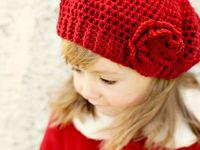 Crocheting - knitting
