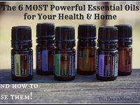 Essential oils & natural health