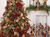 352 Best Christmas Trees, Wreaths, Flowers, and Doors images in 2019 | Christmas deco, Christmas decorations, Diy christmas decorations