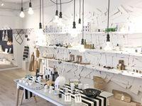 _ Projet SHOP SES Hossegor / Concept décoratif et travaux pour un shop de 130m2