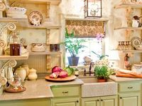 Shabby Chic Kitchen Ideas  Board