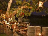 bucolical wedding