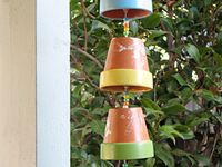 wind chimes //mobiles
