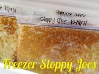 Freezer Meals/Freezing Food